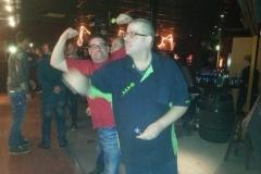 Gert Veldhuis en Roy Koorn